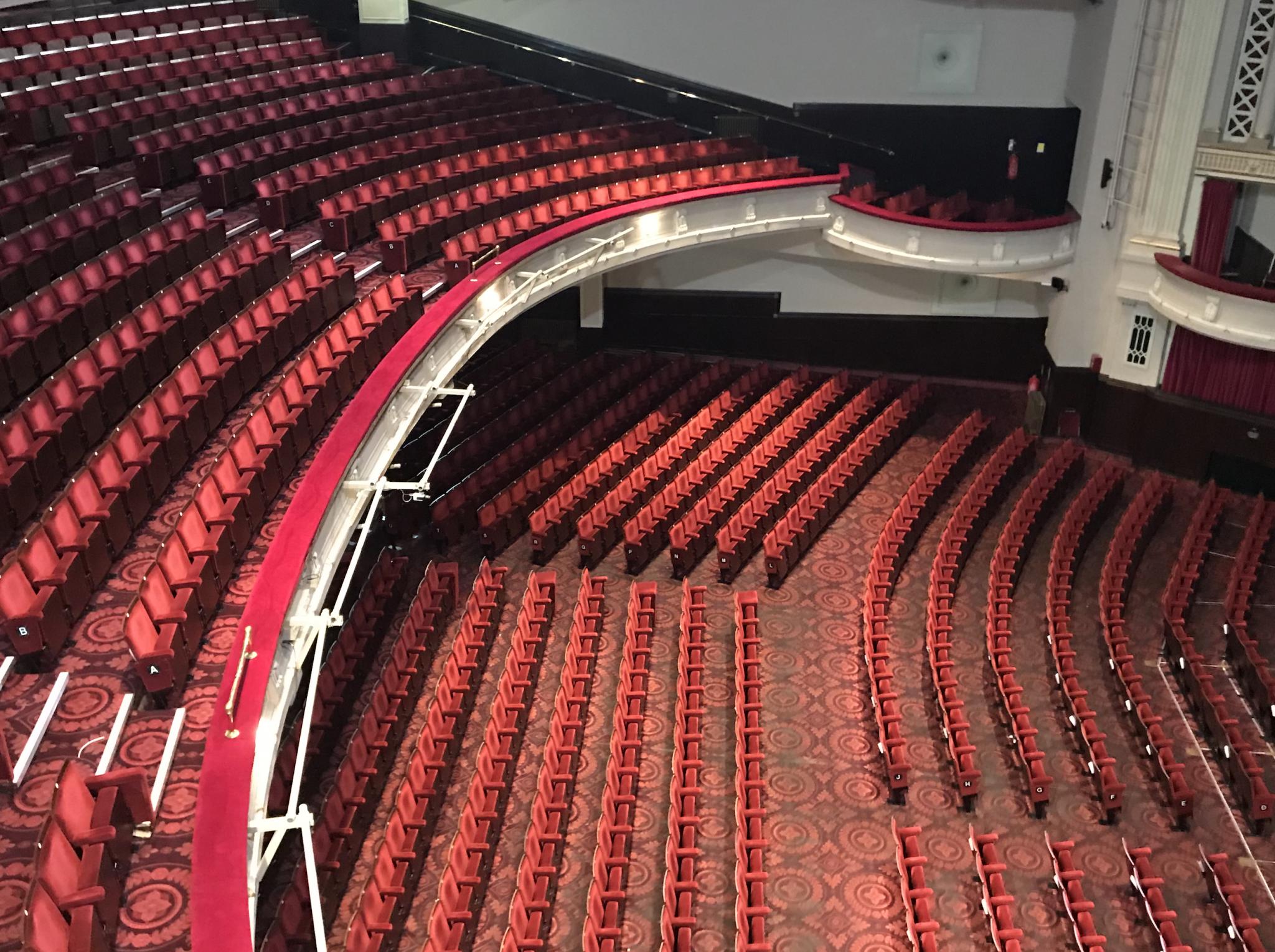 Edinburgh Playhouse 2
